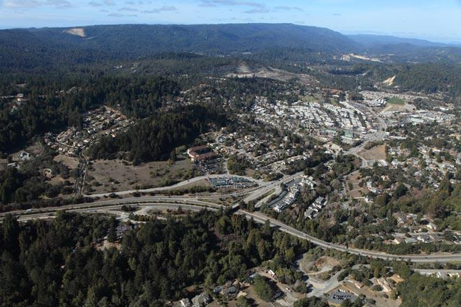 SCOTTS VALLEY AND SANTA CRUZ